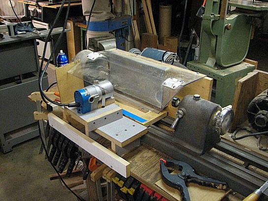 wood turning duplicator